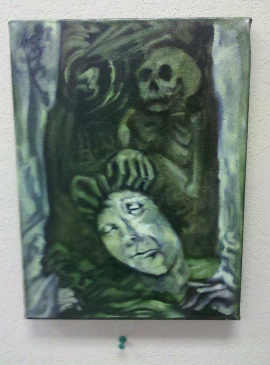 schizophrenia, mental illness, art
