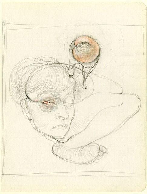 hans bellmer story of the eye