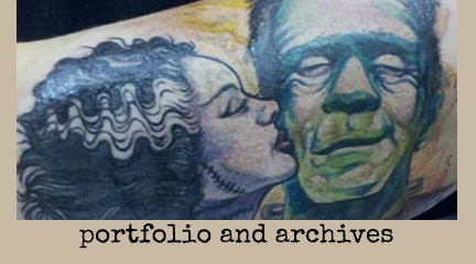 Portfolio and Archives