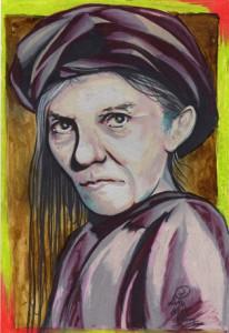 martha wise portrait