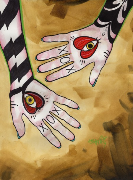 I see Loves (hand series)