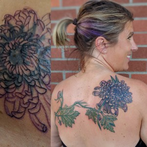a cover-up for Josie <3