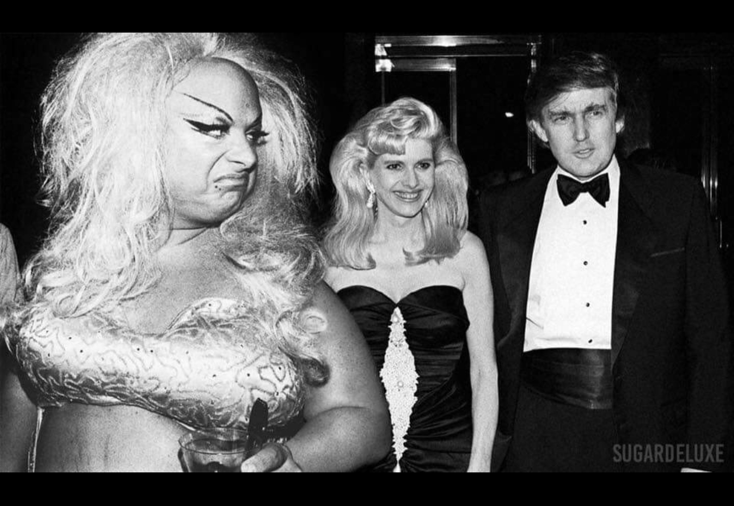 Divine is disgusted by slumming yuppies
